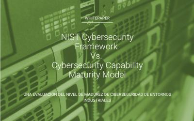 Comparativa entre el NIST Cybersecurity Framework 1.1 y el Cybersecurity Capability Maturity Model (C2M2) 1.1