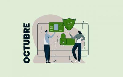 Octubre, el mes de concienciación de ciberseguridad