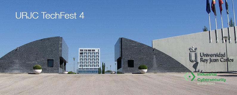 Industrial Cybersecurity by Logitek participa en la cuarta edición del Techfest